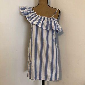 Snap mini dress